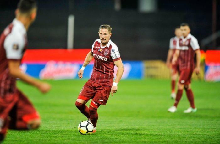 Ciprian DEAC, în topul jucătorilor din actuala ediție a Europa League