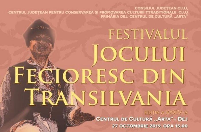 Festivalul Jocului Fecioresc din Transilvania, la Dej