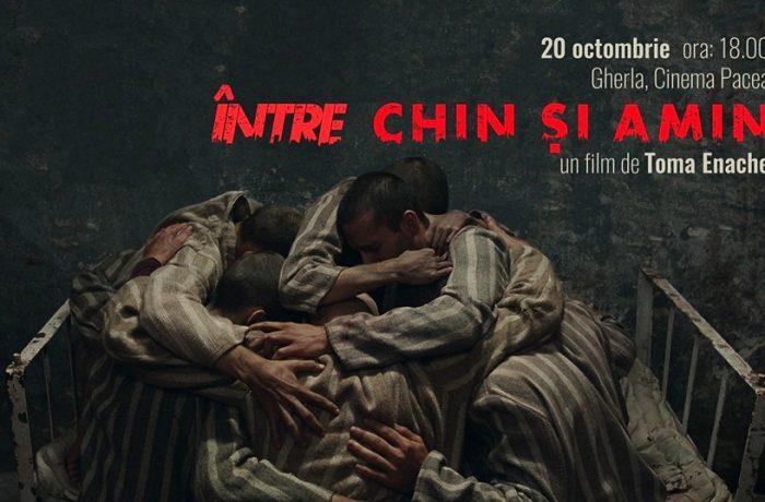 """""""ÎNTRE CHIN ȘI AMIN"""", un film despre reeducarea din pușcăriile comuniste"""