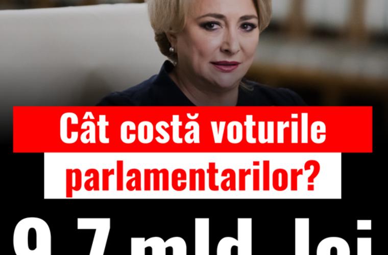 """Dăncilă """"mituiește"""" parlamentarii PSD cu 2 miliarde de Euro de la buget, pentru a rămâne premier"""