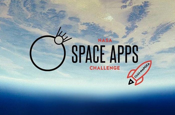Hackathonul internațional NASA Space Apps Challenge 2019, la Cluj!