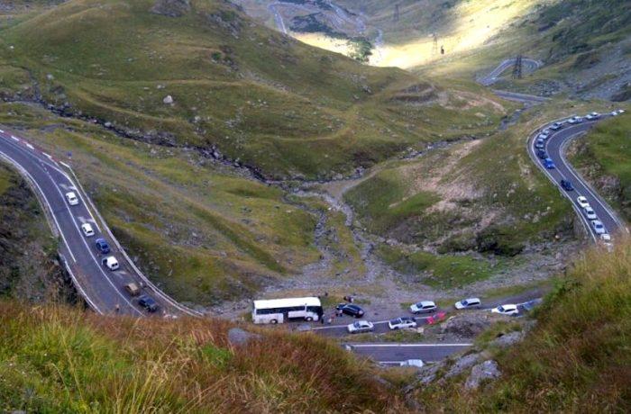 Se închide circulația pe Transfăgărășan