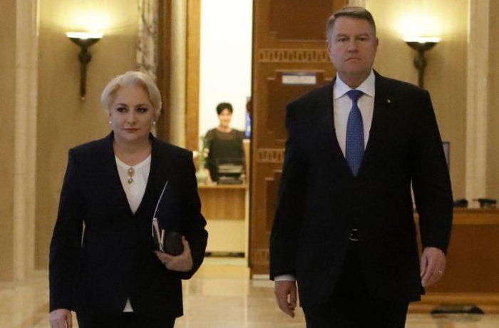 Averile candidaților Iohannis și Dăncilă
