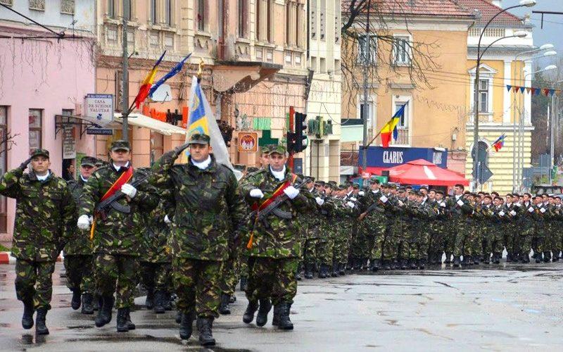 Ziua Națională a României, sărbătorită duminică la Dej