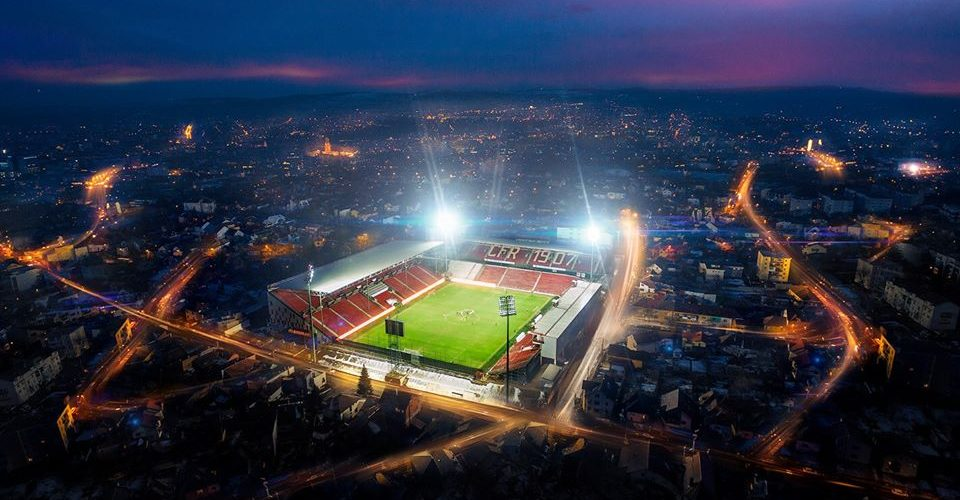 CFR Cluj va disputa un meci caritabil pentru Alexandra!