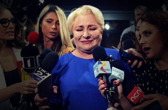 Viorica Dăncilă a demisionat de la șefia PSD