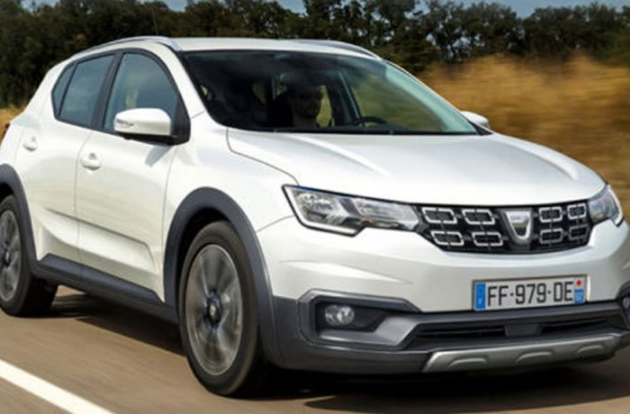 Au fost lansate noile versiuni Dacia-Stepway