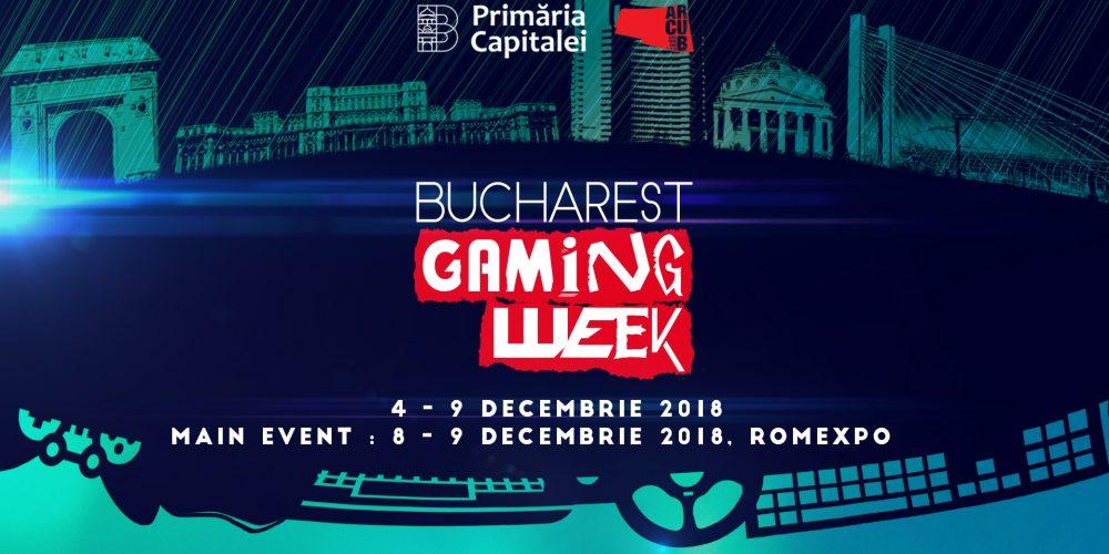 Bucharest Gaming Week 2019