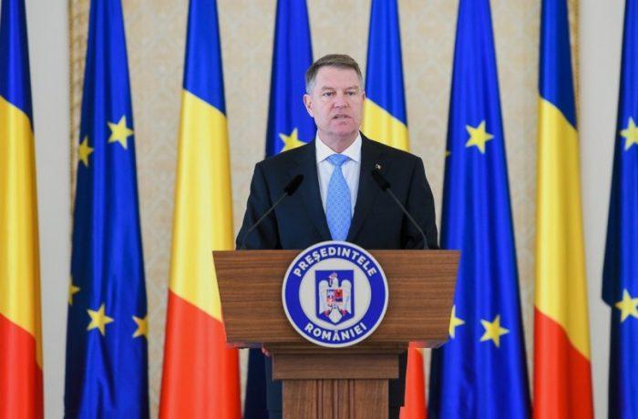 Iohannis,  la al doilea mandat