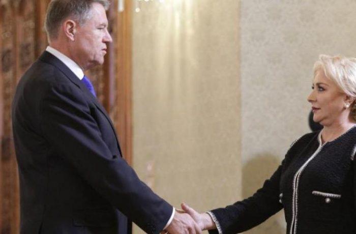 Cum au ieșit Iohannis și Dăncilă din dezbaterile separate pe care și le-au organizat