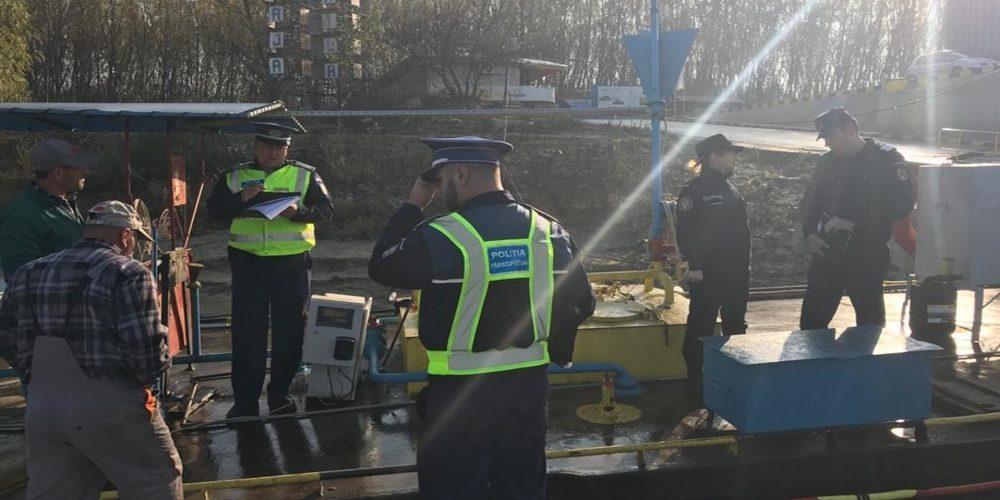 Acțiuni ale polițiștilor clujeni sub egida RAILPOL