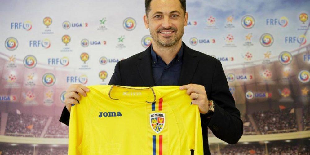 Mirel Rădoi a devenit, oficial, selecționer al reprezentativei de fotbal al României