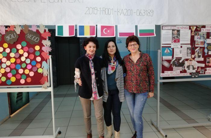 """Școala """"Avram Iancu"""" coordonator al unui proiect Erasmus+"""