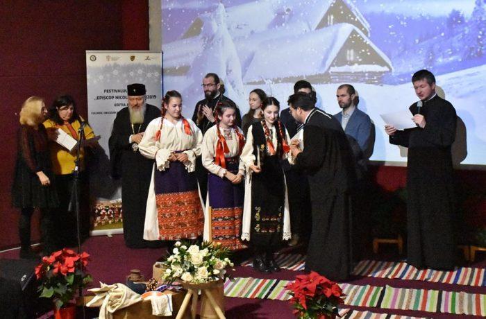 """Elevi dejeni la Festivalul-concurs de colinde, obiceiuri și tradiții populare românești """"Episcop Nicolae Ivan"""" din Cluj"""