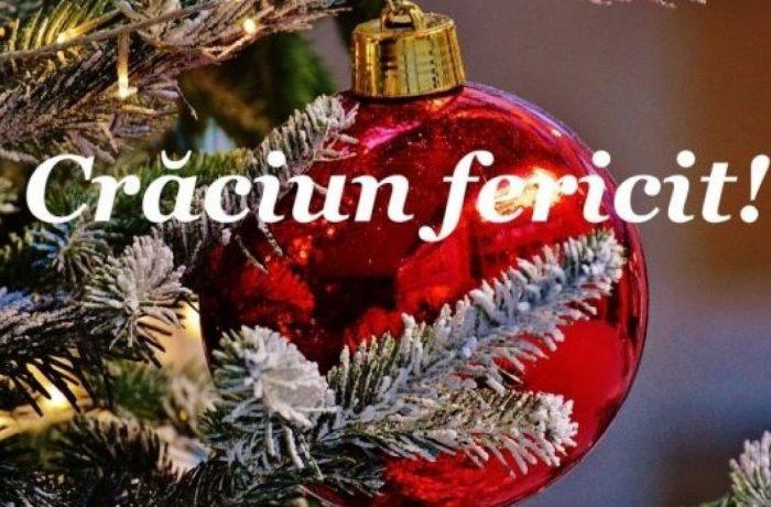 Mesajul de Crăciun al primarului Morar Costan