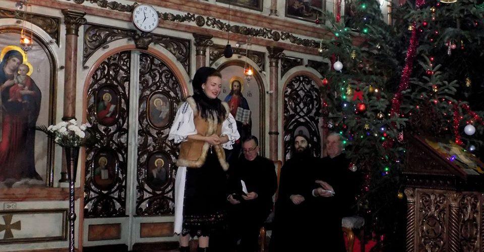 O seară a muzicii și bucuriei în Parohia Ortodoxă Dej II
