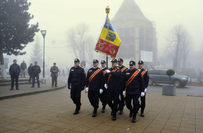 Detașamentul de Pompieri Huedin, a sărbătorit 70 de ani de la înființare