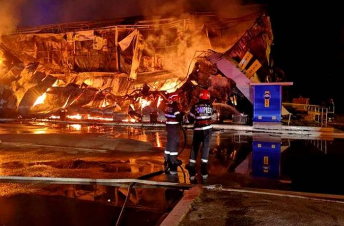 IGSU: A crescut numărul incendiior în mediul urban