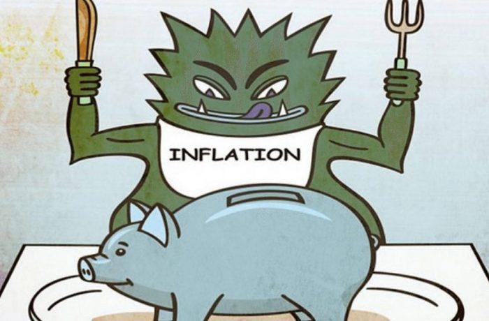 """Inflația """"mușcă"""" din pensiile și salariile mărite"""