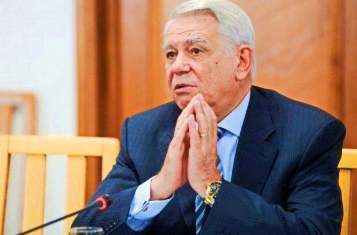 Teodor Meleșcanu pleacă de la șefia Senatului