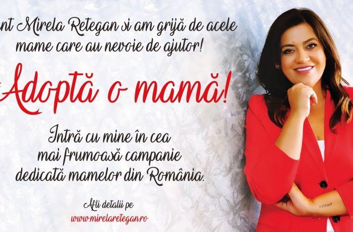 "Campania umanitară ""Adoptă o mamă"" ajunge și la Cluj"