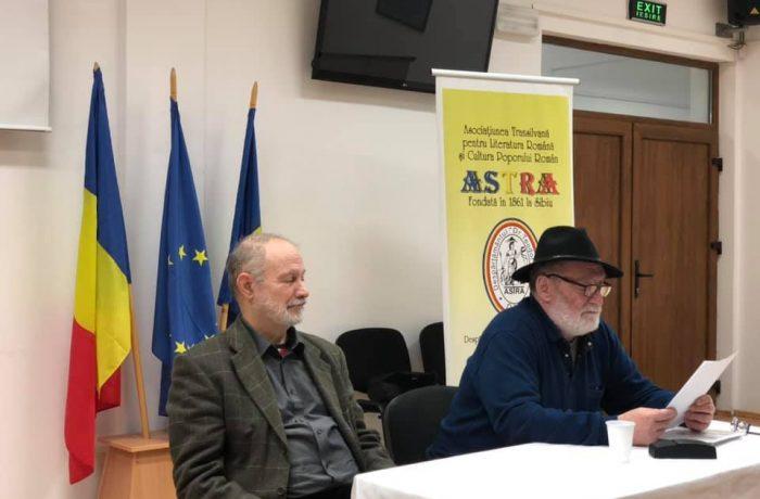"""ASTRA Dej și-a sărbătorit """"seniorii"""", de """"Ziua Poetului"""""""