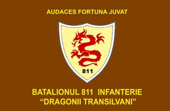Batalionul 811 Infanterie Dej,  aniversează 25 de ani de la înființare