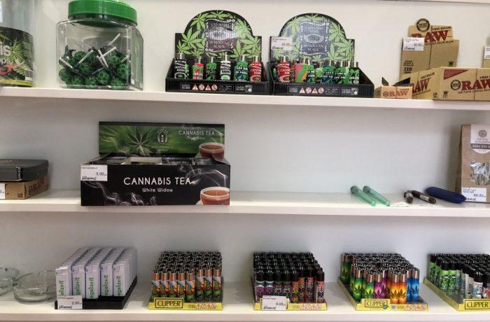 Primul magazin cu produse pe bază de canabis, deschis la Cluj
