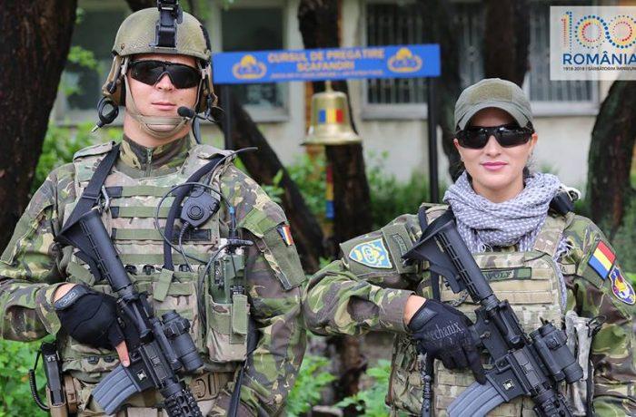Activitate de recrutare, în vederea școlarizării în instituțiile militare de învățământ