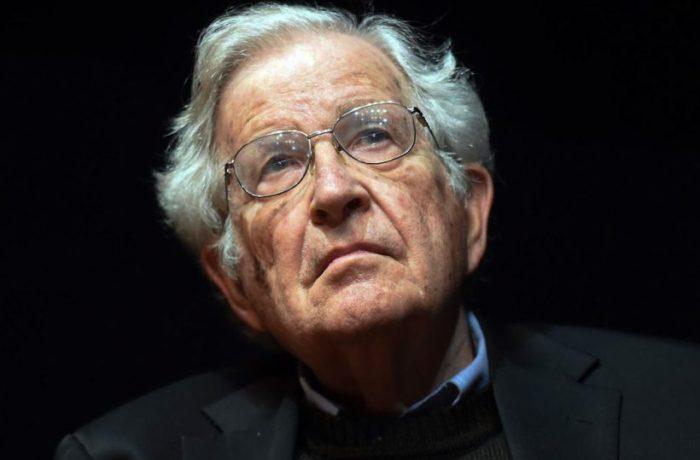 Noam Chomsky. Cele zece principii ale manipulării maselor
