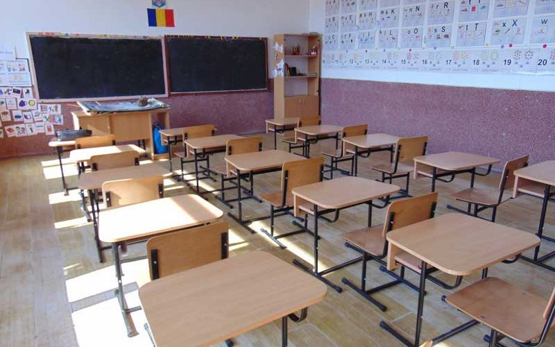 Gripa închide parțial, 7 școli din județ