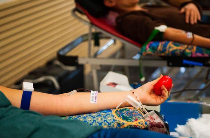 Sesiune de recolatare de sânge la Spitalul Municipal Dej