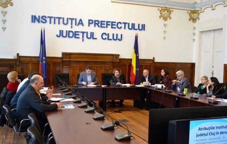 Prefectul Mircea Abrudan dorește eficientizarea serviciilor publice comunitare