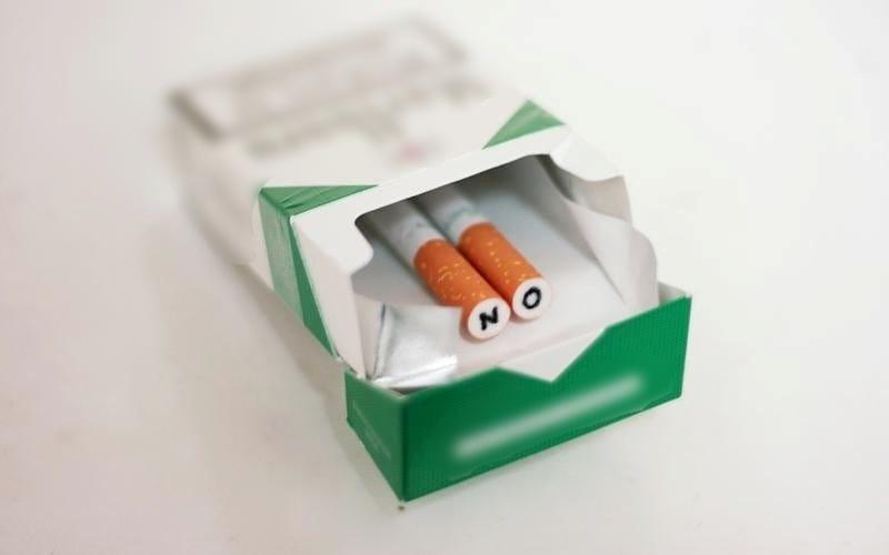 Din luna mai, adio țigări mentolate!