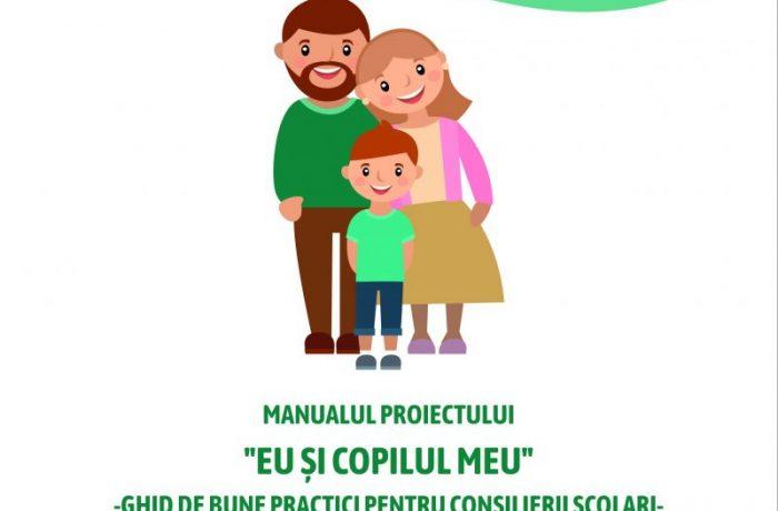 """""""Eu și copilul meu"""", proiect de prevenire a consumului de droguri, adresat părinților"""