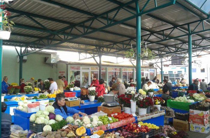 Pieţele agroalimentare se vor deschide OBLIGATORIU, prin Ordonanţă Militară