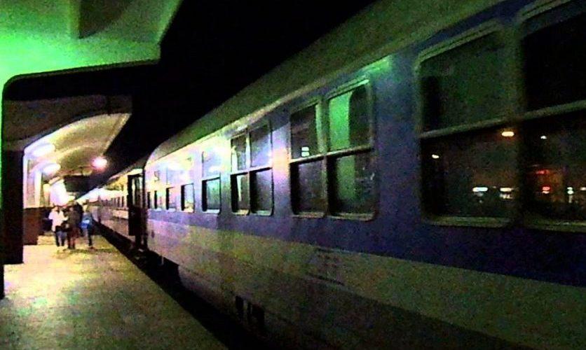 CFR Călători a suspendat o parte din trenurile de noapte
