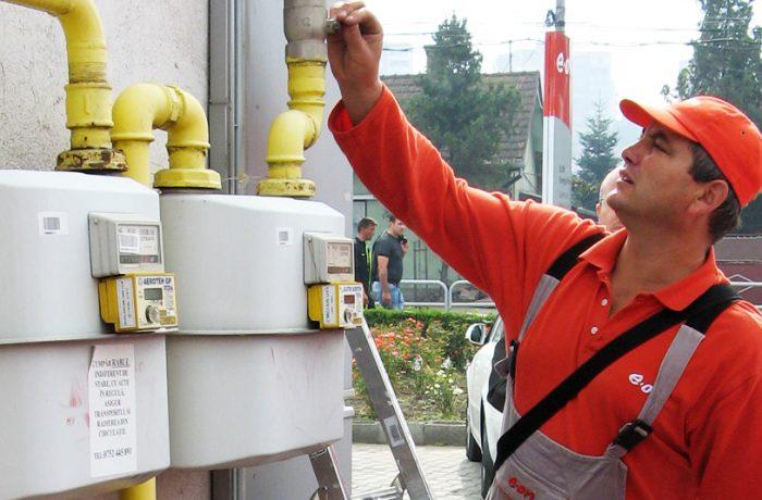 """În plină epidemie, E.On România verifică """"situația rețelelor domestice de gaz"""""""