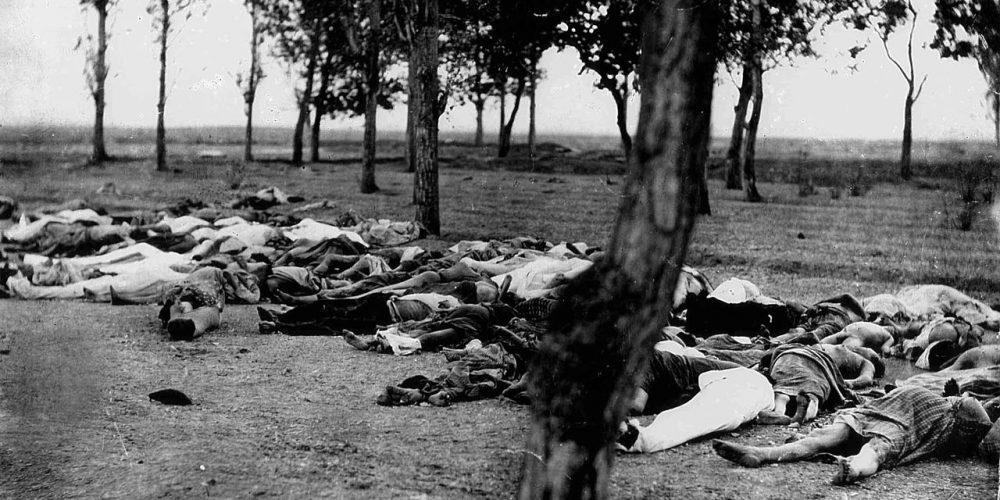 Pagina de istorie: Genocidul armenilor, precursor al Holocaustului evreilor