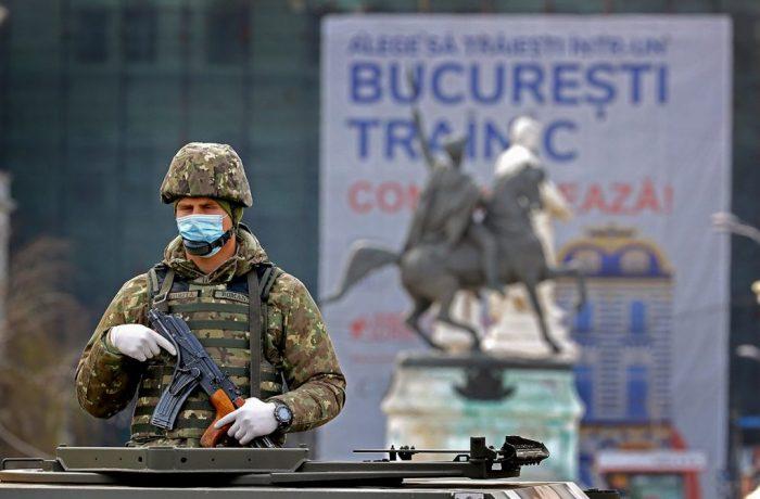 Decret privind prelungirea stării de urgență pe teritoriul României