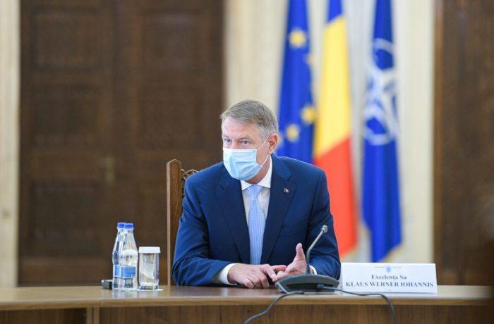 Klaus Iohannis: Starea de urgenţă nu va fi prelungită