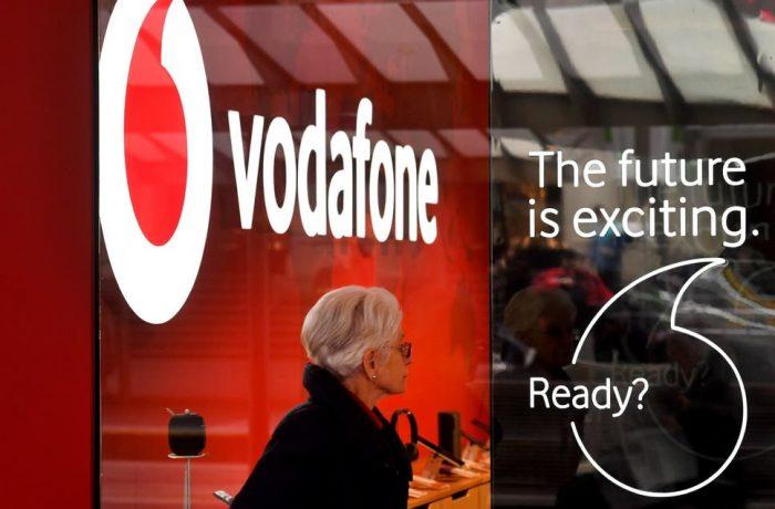 Vodafone ne monitorizează datele de trafic și localizare