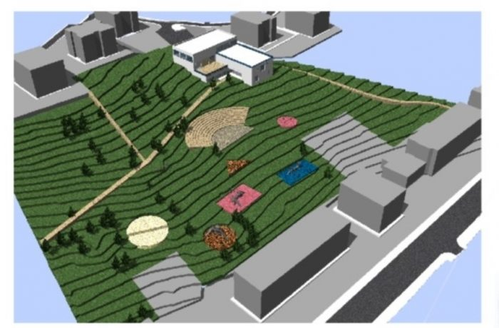 """Dealul Florilor va avea un """"centru cultural-recreativ și un parc"""""""