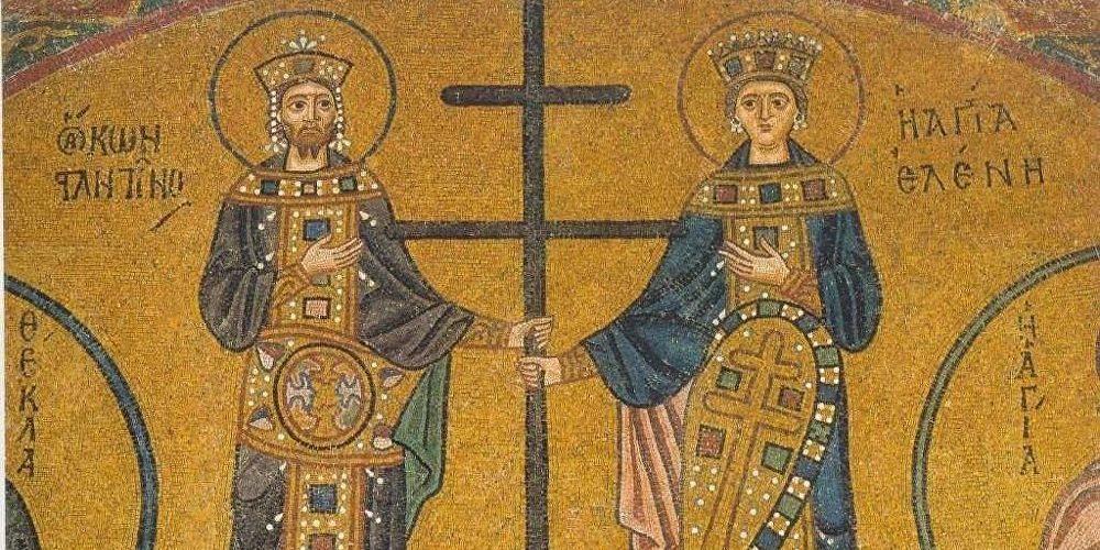 Moaştele Sfinţilor Împăraţi Constantin şi Elena şi ale Sfântului Dimitrie cel Nou nu vor fi scoase spre închinare credincioşilor