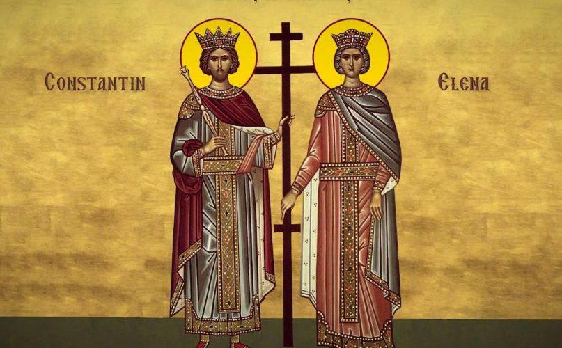 Constantin și Elena, Sfinții Împărați care au legiferat creștinismul