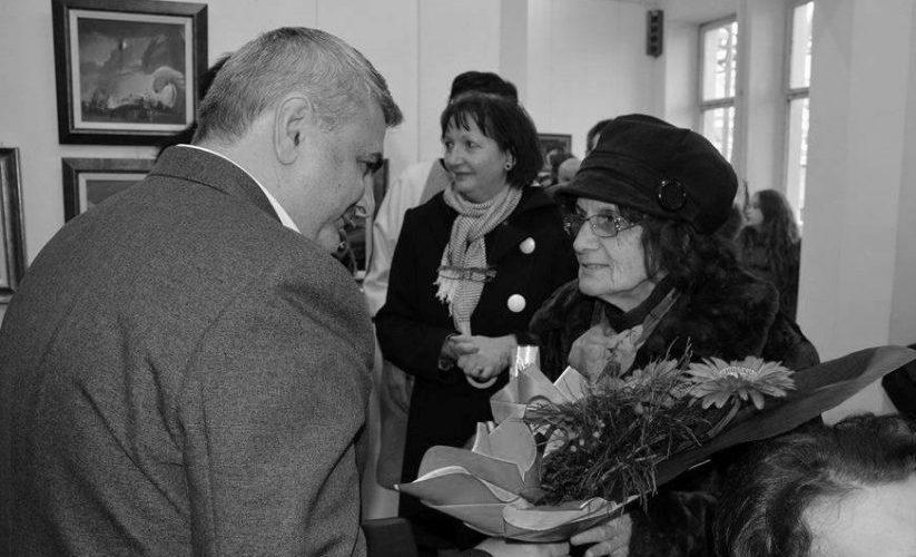 REMEMBER: Elena Szervacziusz, o viață dăruită culorii și armoniei