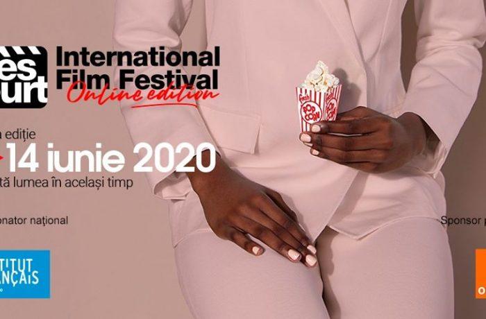 """Festivalul Internațional de foarte scurt metraj """"Très Court"""", din 5 până în 14 iunie 2020!"""