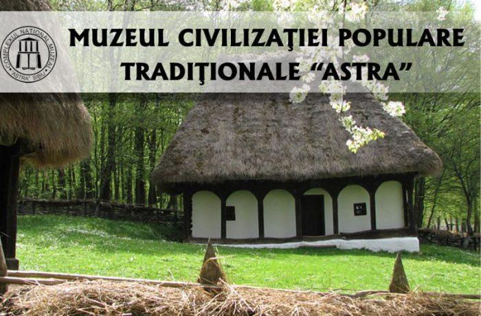 """Muzeul ASTRA din Sibiu a fost decorat, sâmbătă, cu ordinul """"Meritul Cultural"""" în grad de Cavaler"""