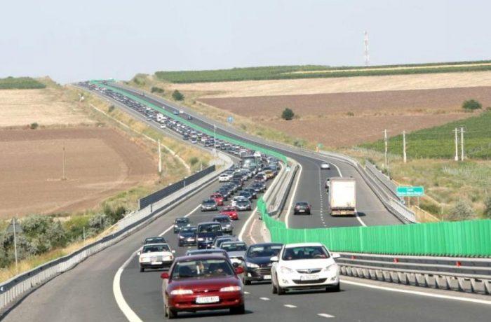 Se reia circulaţia normală pe Autostrada Soarelui
