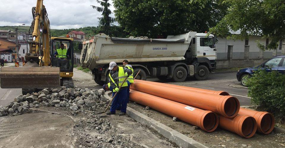 Restricții de circulație pe strada Unirii, începând de astăzi, 13 iunie